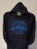 HOODED MARINE SWEAT SHIRT UNISEX