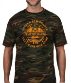 TEE SHIRT CALAIS HOMME CAMOUFLAGE